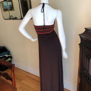 Sky Dresses - NEW Sky halter maxi dress